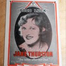THURSTON THROW-OUT CARD - MINT! / Vintage Magic