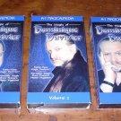 THE MAGIC OF DOMINIQUE DUVIVIER - 3 VOLUME SET / VHS