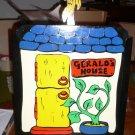 GERALD THE GIRAFFE / Vintage British Magic Trick