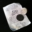 THE RING COIN W/ FRANK GARCIA HANDLING / Vintage Magic