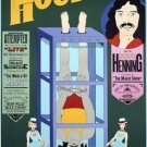 DOUG HENNING'S HOUDINI WATER TORTURE ESCAPE POSTER