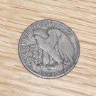 FOLDING WALKING LIBERTY HALF / Vintage Coin Magic