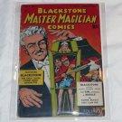 BLACKSTONE MASTER MAGICIAN COMICS VOL. 1 NO. 2  (1946)