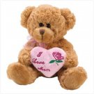 I love Mom Teddy Bear
