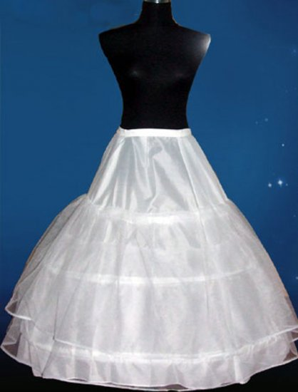 Wedding Dress Accessories-Wedding Petticoat PT001