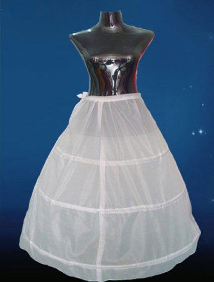 Wedding Dress Accessories -Wedding petticoat PT005