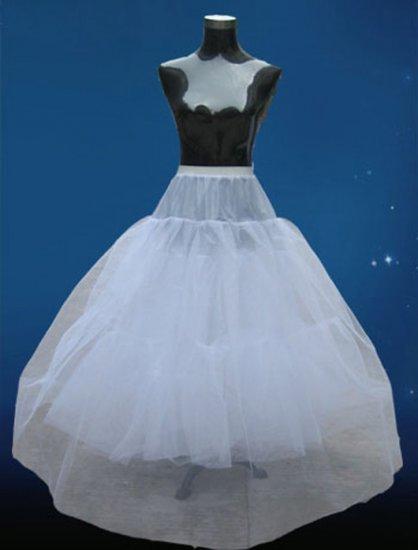 Wedding Dress Accessories -Wedding Petticoat PT010