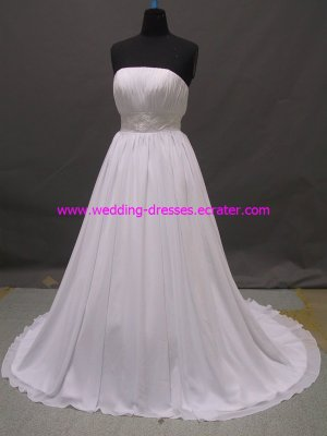 Real Wedding Gown / Sample Picture Of Factory(WD452)