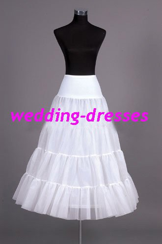 Wedding Dress Accessories- Underskirt/ Petticoat (PT015)
