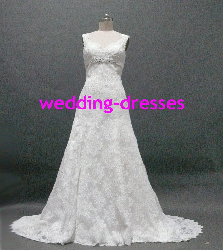 Collection Wedding Dress / Lace Real Wedding Dress / Sample Picture Of Factory(WD602)