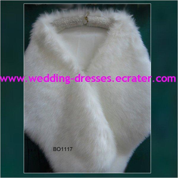 Fashion White Jacket / Wedding Dress Jacket 036