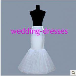 Wedding Dress Accessories-Mermaid Underskirt/ Petticoat (PT022)