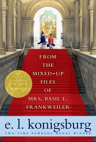 From The Mixed-Up Files Of Mrs. Basil E. Frankweiler- E.L. Konigsburg