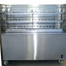 """BRAZILIAN CHARCOAL GRILL FOR BBQ - 63 SKEWERS OF 28"""""""