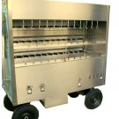 BRAZILIAN GAS GRILL FOR BBQ CATERING - 17 SKEWERS - OCA-BRAZIL