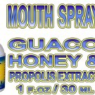 Mouth Spray BRISA - Guaco + Honey + Propolis Extract  - OCA-BRAZIL