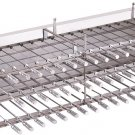 BRAZILIAN ROTISSERIE SYSTEM FOR BBQ CHARCOAL GRILL - 70 SKEWERS