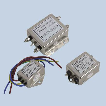 AC single phase high performance series filters