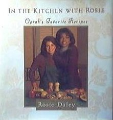 IN THE KITCHEN WITH ROSIE COOKBOOK (HARD COVER)