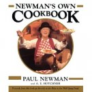 NEWMAN'S OWN COOKBOOK (HARD COVER)