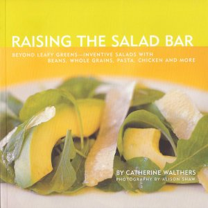 RAISING THE SALAD BAR COOKBOOK (SOFT COVER)
