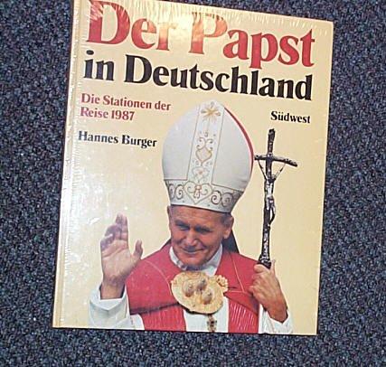 Der Papst in Deutschland: Hannes Burger