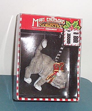 Mary Engelbreit Cat Ornament