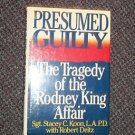 Presumed Guilty, Signed by Author