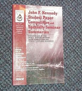 John F. Kennedy Student Paper Competition