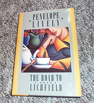 The Road to Lichfield by Lively, Penelope