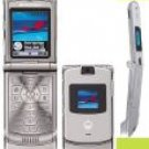 Motorola Razor Black and Silver