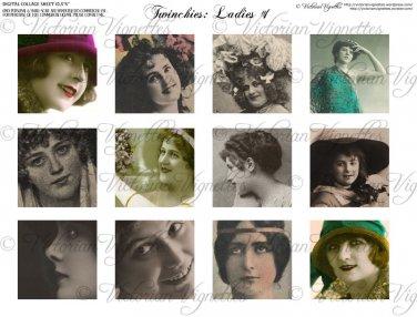Twinchies: Ladies #1