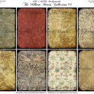 ATC/ACEO backs: The William Morris Collection #4