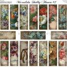 Microslides Shabby Flowers #2