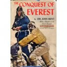 The Conquest of Everest By: Sir John Hunt (Hardcover)