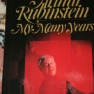 My Many Years (Hardcover) By: Arthur Rubinstein