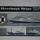 Merchant Ships: World Built 1961, Vol IX New Ships 1960 (Hardcover) By: A C (compiled by) Hardy