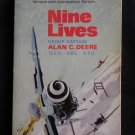 Nine Lives By: Alan C. Deere (Softcover)