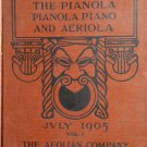 Catalog of Music for the Pianola Pianola Piano and Aeriola By: Aeolian Company