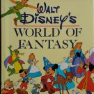 Walt Disneys World of Fantasy By: Adrian Bailey (Hardcover)