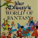 Walt Disneys World of Fantasy By: Adrian Bailey (Hardcover)