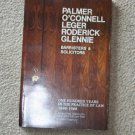 One hundred years in the practice of law: 1888-1988 By: Flanklin O Leger