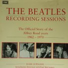 The Beatles Recording Sessions by: Mark Lewisohn (Hardcover)