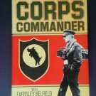 Corps Commander by: Sir Brian Horrocks (Hardcover)
