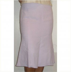 Escada $750 New w tags gorgeous silk georgette skirt, 6