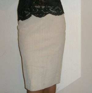 Versace $1040 gorgeous suede skirt, 40 - WHAT A DEAL