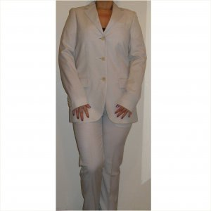 Helmut Lang new with tags $3,900 two piece suit, 38