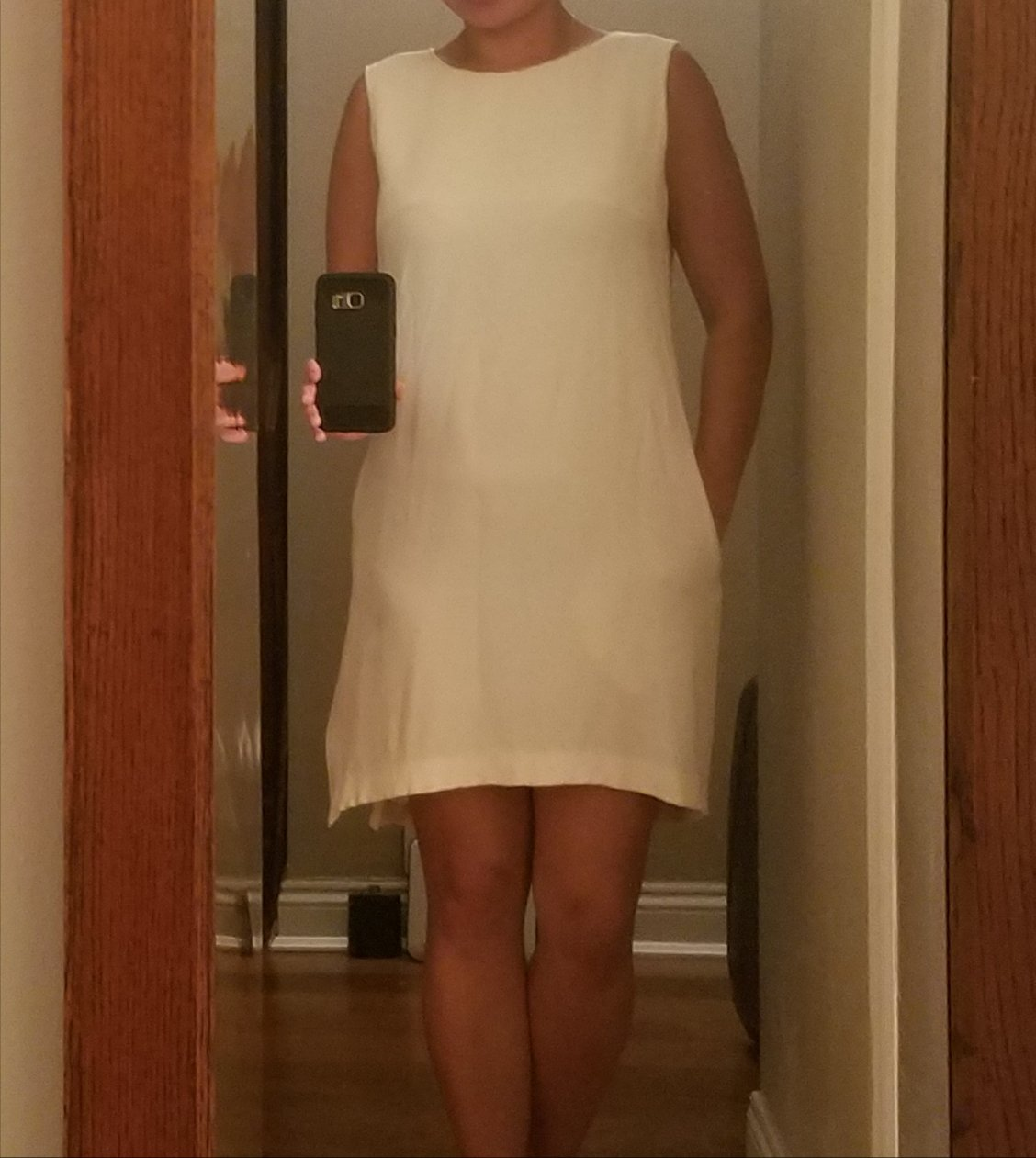 Rochas made in Italy summer dress with pockets
