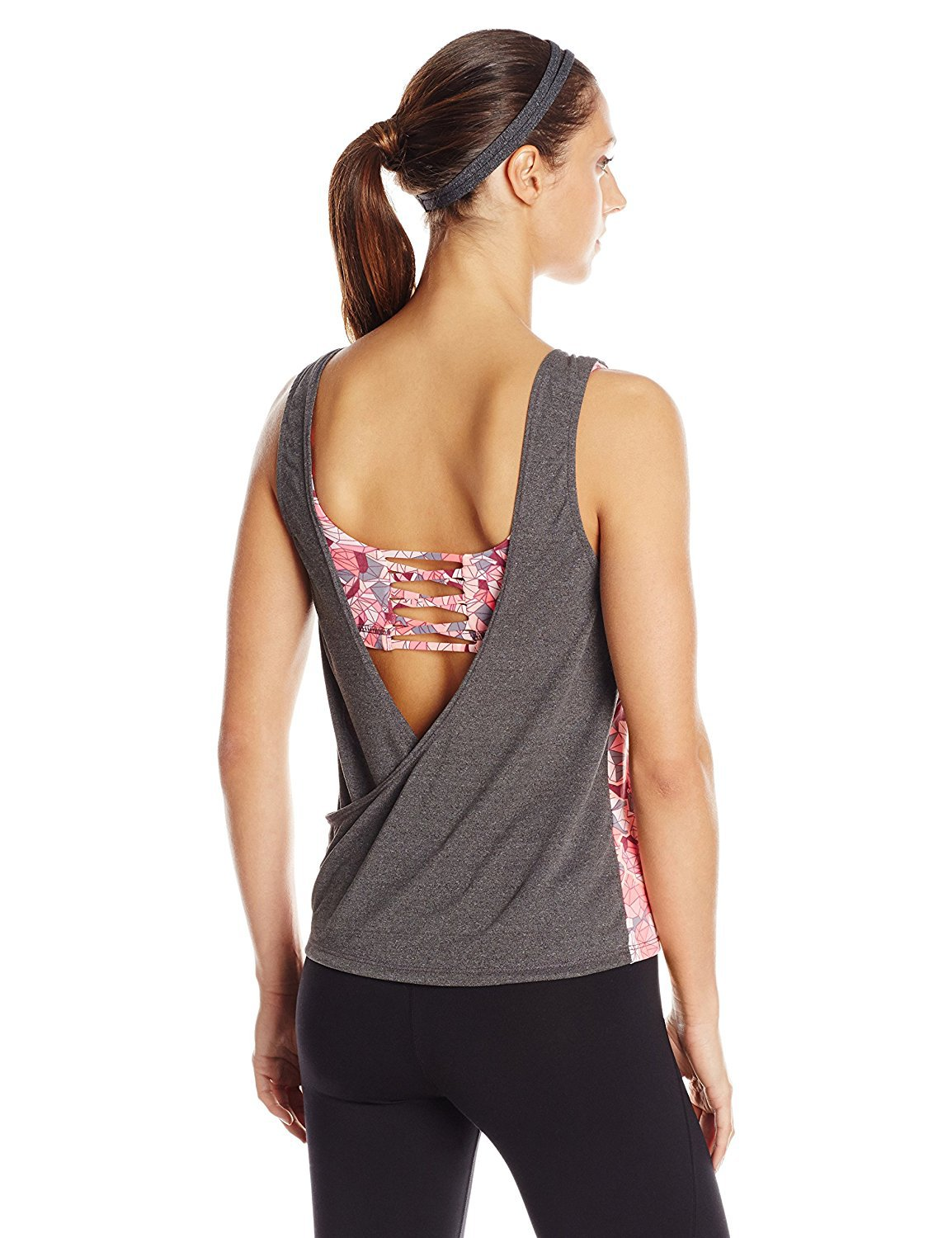 2 piece Maaji Women's Mrs. Mazie Tank and Sport Bra