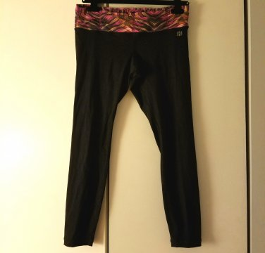like new Koral crop leggings, large